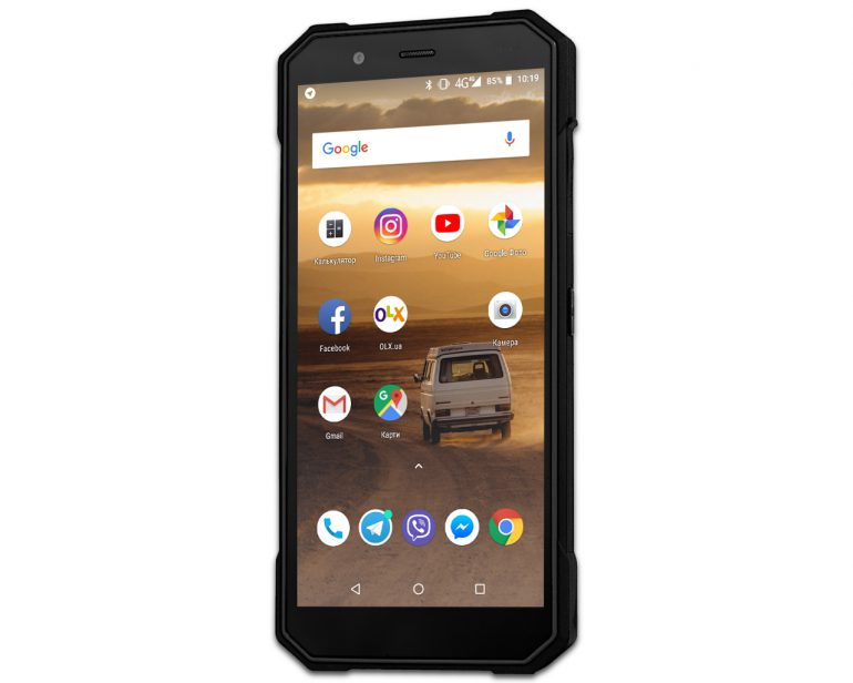 В Украине стартовали продажи защищенного 5,7-дюймового смартфона Sigma mobile X-treme PQ53 с батареей 5000 мАч по цене 6099 грн