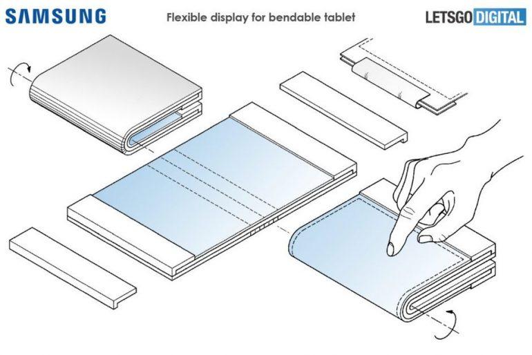 После сгибаемого смартфона Samsung представит планшеты и ноутбуки с гибкими экранами, работа над ними уже ведется