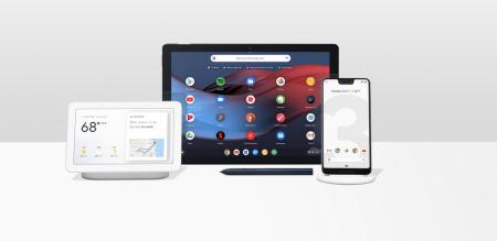 Google называет Home Hub «лучшим смарт-дисплеем для кухни»