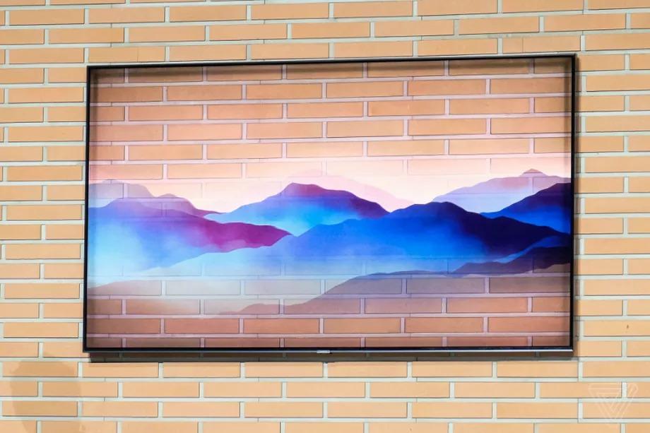 Компания Самсунг выпускает в реализацию 8К-телевизоры за15 тыс. долларов