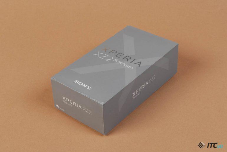 Обзор смартфона Sony Xperia XZ2 Premium
