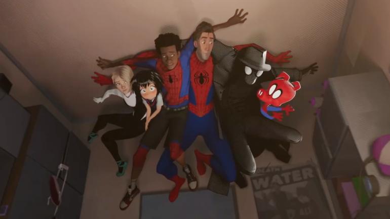 Вышел новый трейлер мультфильма Spider-Man: Into the Spider-Verse / «Человек-Паук: Через вселенные» с разными супергероями, включая Человека-Паука-Свинью - ITC.ua