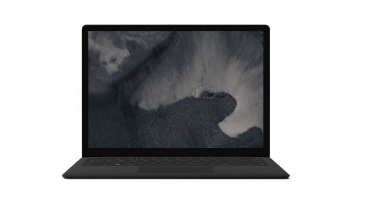 Microsoft обновила ноутбук Surface Laptop, оснастив его новыми CPU Intel i5 и i7 восьмого поколения