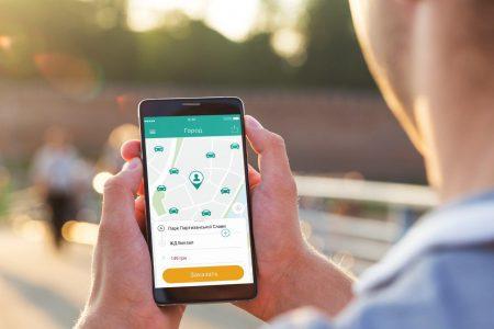 В Киеве запустился сервис такси «Тачку!», где пассажиры сами могут устанавливать цены на поездки
