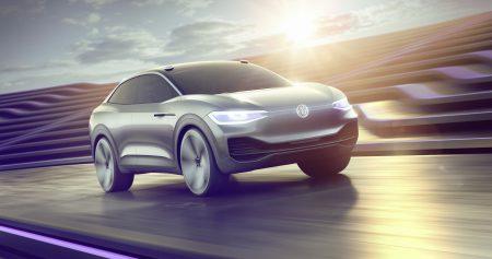 Volkswagen, Intel и Mobileye запустят в Израиле в 2019 году коммерческую службу беспилотных такси на основе электромобилей VW