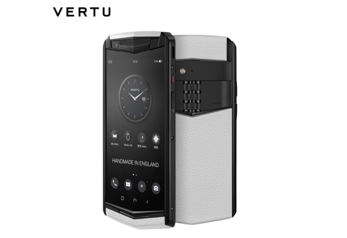 Обанкротившаяся в прошлом году Vertu вернулась с новым роскошным смартфоном Aster P по цене от $5170
