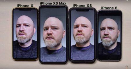 Обновление iOS 12.1 исправит проблему «бьютигейта» в камерах новых iPhone