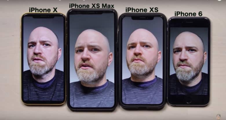 ВApple поведали, почему iPhoneXR иiPhoneXS назвали именно так