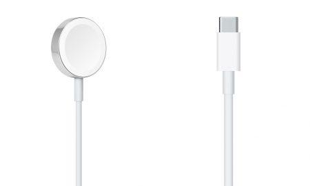 Новая версия зарядного устройства для Apple Watch получила интерфейс USB Type-C
