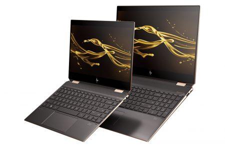 Обновлённый ноутбук HP Spectre x360 получил включатель веб-камеры и до 22,5 часов автономности