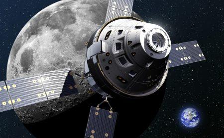 Lockheed Martin может использовать космический аппарат Orion и для доставки грузов