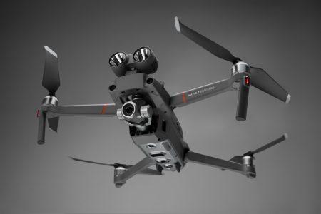 DJI представила квадрокоптер Mavic 2 Pro Enterprise, адресованный спасателям, предприятиям и профессионалам в различных сферах