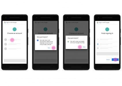 Google ограничит сторонним приложениям доступ к Gmail и другим данным учётных записей