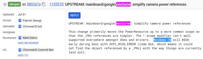 Грядущий гибридный планшет Google Pixel Slate (Nocturne) с Chrome OS получит Windows 10 в качестве второй ОС