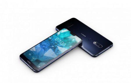 Смартфон Nokia 7.1 с 5,84-дюймовым дисплеем HDR10 и SoC Snapdragon 636 представлен официально