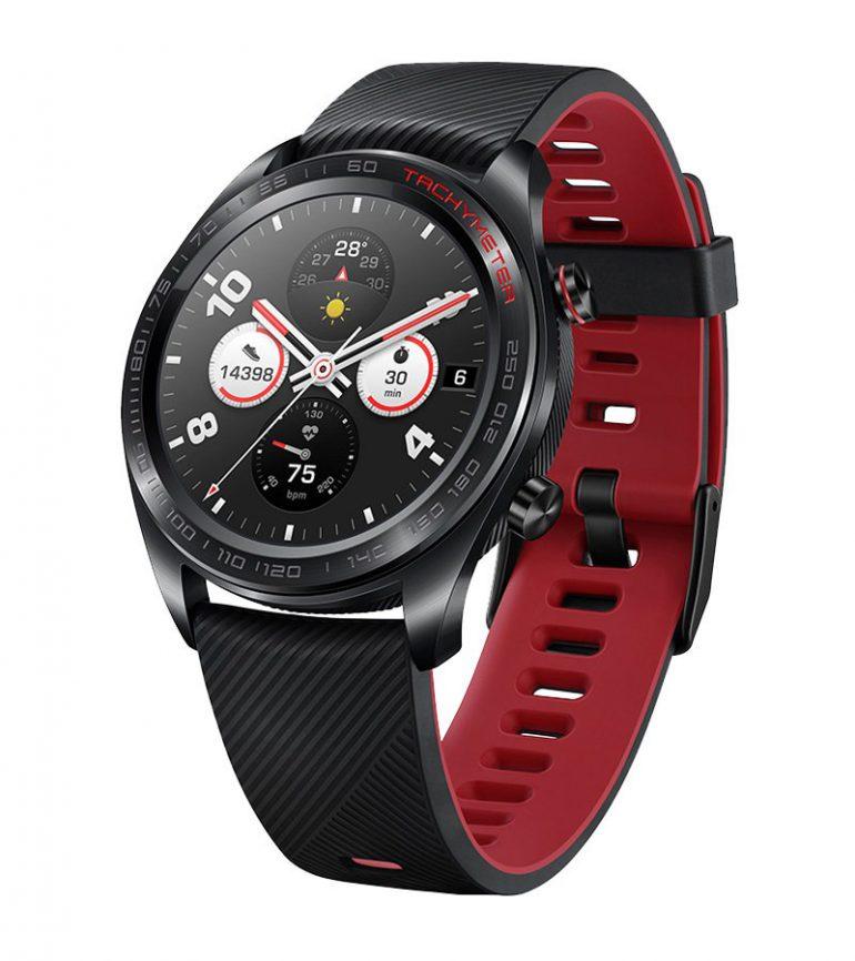Представлены смарт-часы Honor Watch Magic и беспроводные наушники Honor FlyPods