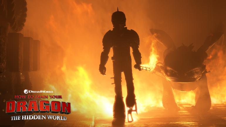 Вышел второй трейлер мультфильма How to Train Your Dragon: The Hidden World / «Как приручить дракона: Скрытый мир»