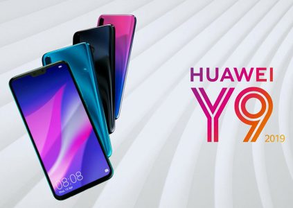 Смартфон Huawei Y9 2019 получил SoC Kirin 710, а также двойные камеры на задней и лицевой панелях
