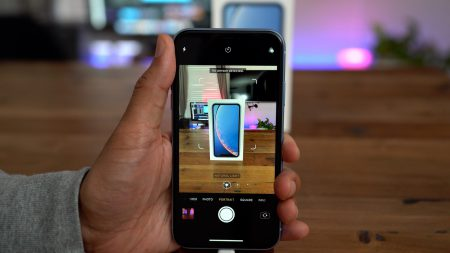iPhone Xr научили работать в портретном режиме при съёмке объектов, отличных от людей
