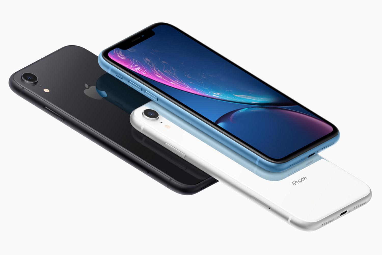 Apple Официальные продажи смартфона iPhone Xr в Украине стартуют