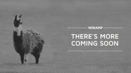 Radionomy обещает перезапуск Winamp в 2019 году. Легендарный медиаплеер хотят превратить в современную mobile-first платформу с поддержкой подкастов, потоковых трансляций и облачных сервисов