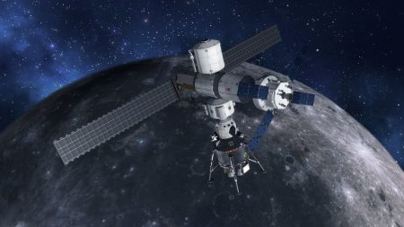 Lockheed Martin показала концепт посадочного модуля для отправки людей и груза на Луну