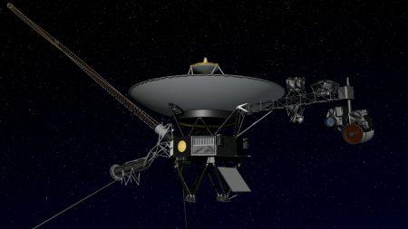 «Вояджер-2» зафиксировал близость межзвездной среды
