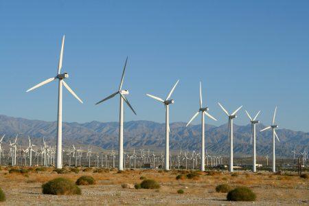 Ученые: ветропарки вызывают локальное потепление