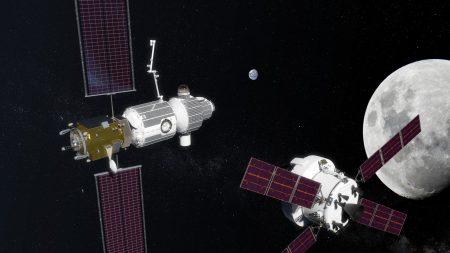 NASA построит окололунную станцию Gateway по принципам открытой архитектуры