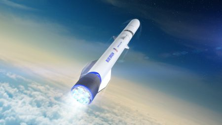 Blue Origin заключила контракт с вооруженными силами США на разработку ракеты-носителя New Glenn
