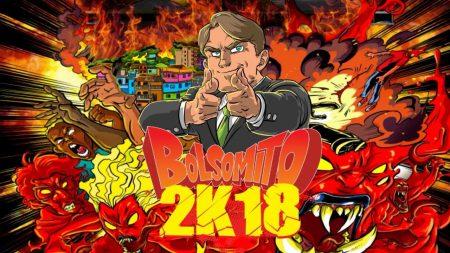 В Бразилии разгорелся нешуточный скандал из-за игры-пародии на одного из кандидатов в президенты