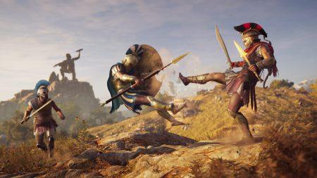 Пользователь GitHub: высокая загрузка CPU в Assassin's Creed Odyssey связана с тем, что разработчики не уделили ПК-версии игры достаточно внимания