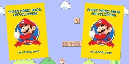 23 октября в продажу поступит переведенная на английский язык энциклопедия о Mario, приуроченная к 30-летию игровой серии