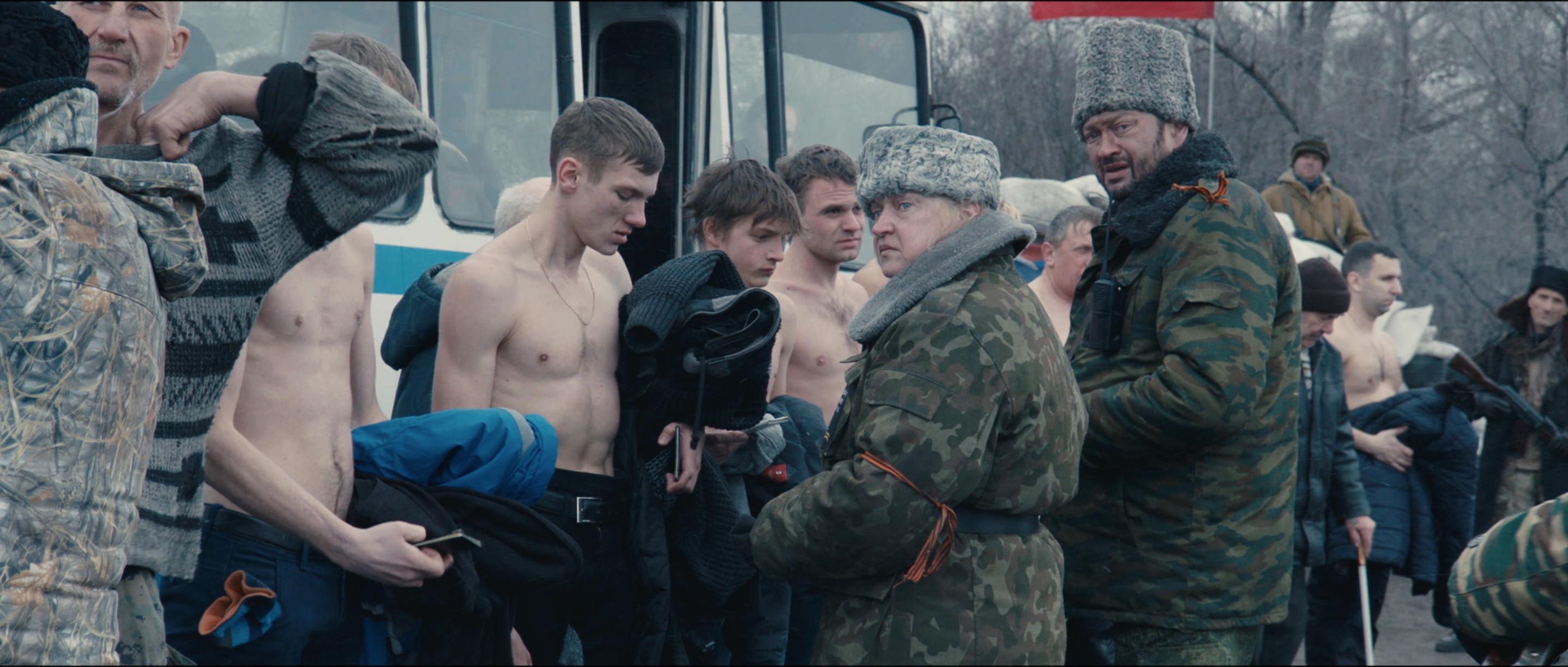 Рецензия на фильм «Донбасс» / Donbass