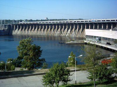 Реконструкция Днепровской ГЭС-1 позволит увеличить выработку энергии на 30 МВт и продлить срок работы на полвека