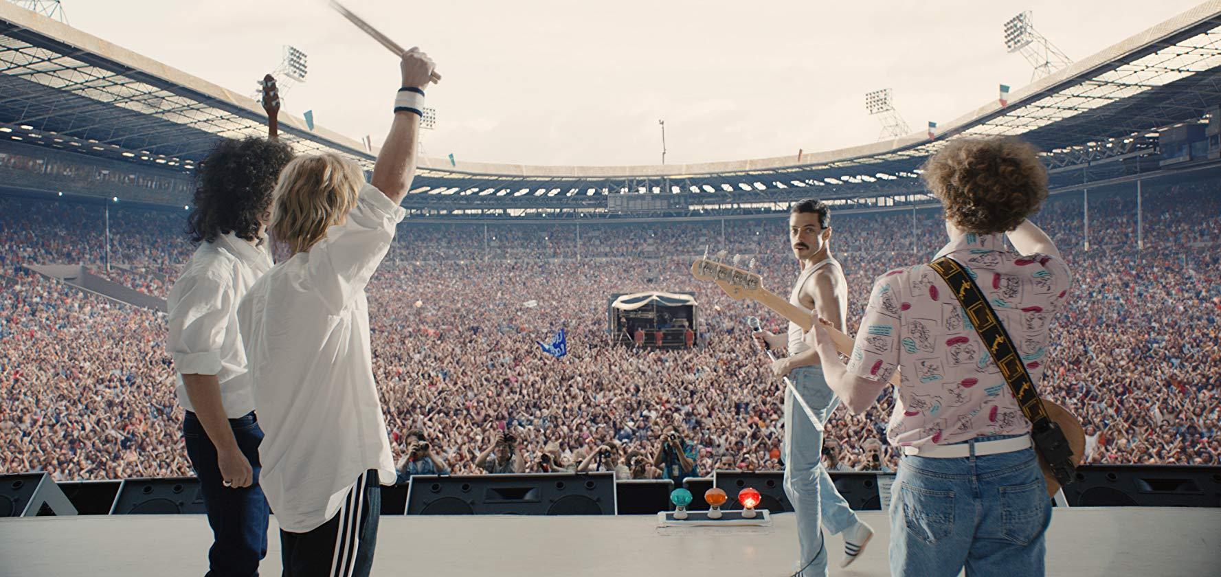 Рецензия на фильм «Богемная рапсодия» / Bohemian Rhapsody