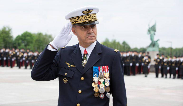 Генерал НАТО Андре Ланата призвал технологические стартапы к сотрудничеству