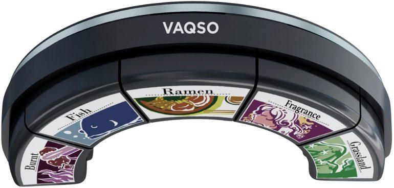 Гаджет Vaqso позволяет почувствовать запах своей вайфу