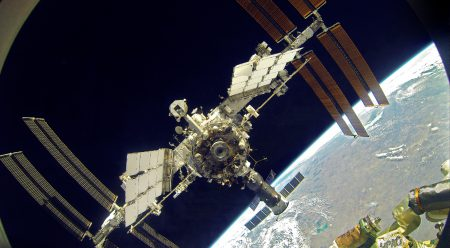 «Роскосмос» признал, что США потратили на МКС в десятки раз больше денег, чем Россия