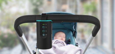 Sleepytroll — автоматический укачиватель для младенцев от норвежского изобретателя