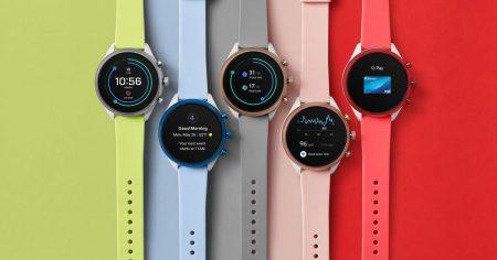 Fossil Sport – первые умные часы компании на новой платформе Snapdragon Wear 3100
