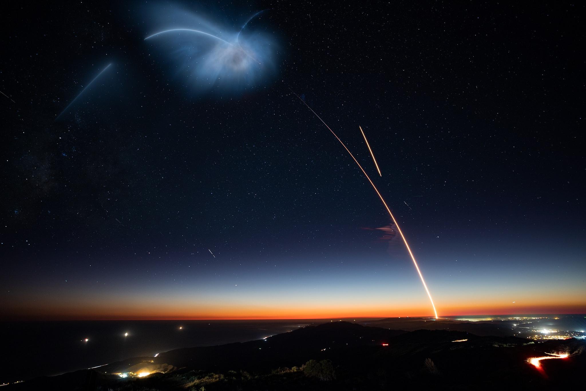 «Так дешевле»: Казахстан предпочел американский Falcon 9 российским «Союзам» и «Протонам» для запуска своих первых научно-технологических спутников