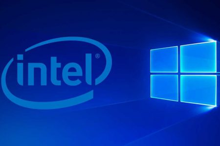Intel has begun to distribute modern, universal drivers for Windows 10