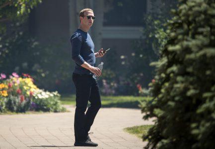 The New York Times: Марк Цукерберг обязал всех топ-менеджеров Facebook пользоваться только смартфонами на Android