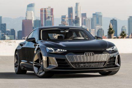 Электромобиль Audi e-tron GT представлен официально: мощность 590 л.с., разгон до сотни за 3,5 с, батарея 90 кВтч, запас хода 400 км (WLTP) и начало продаж в 2021 году