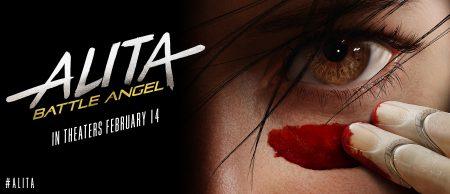 Новый трейлер фантастического боевика Alita: Battle Angel / «Алита: Боевой ангел» от Роберта Родригеса и Джеймса Кэмерона