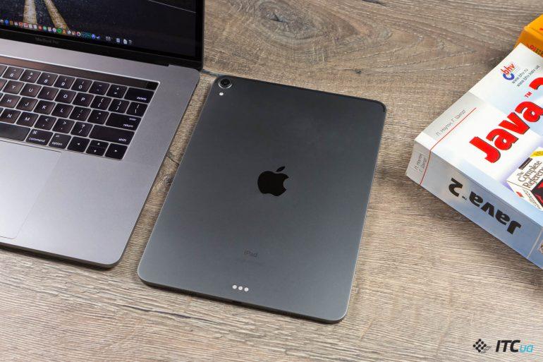 iPad Pro 11 2018 Wi-Fi 64GB Space Gray (MTXN2)