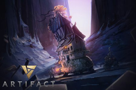 Сегодня в Steam вышла карточная игра Artifact от Ричарда Гарфилда и студии Valve, ее оценили в 560 грн [трейлер]