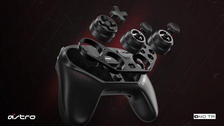 Профессиональный настраиваемый геймпад Astro C40 TR для Playstation 4 поступит в продажу в начале 2019 года по цене $199