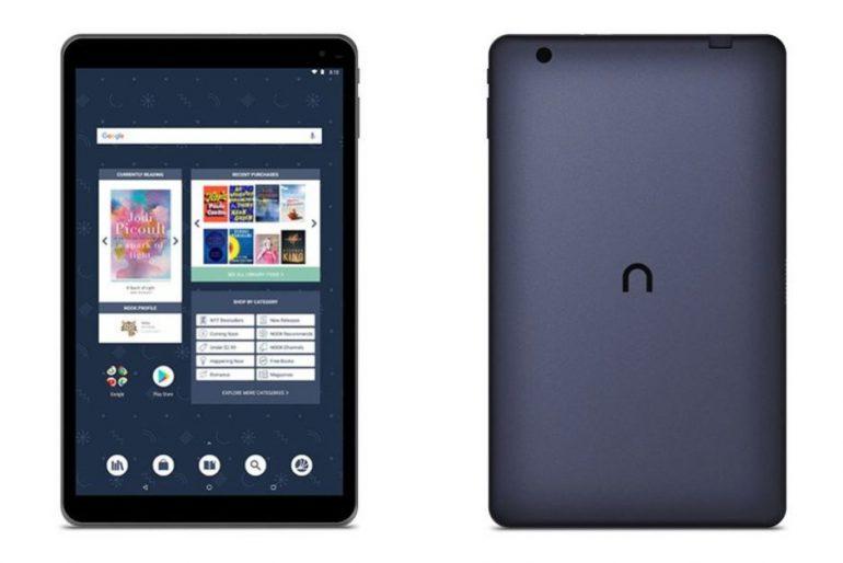 Barnes & Noble представил бюджетный Android-планшет Nook 10.1 стоимостью всего $130